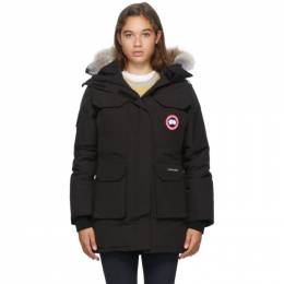 Canada Goose Black Down Expedition Parka 4660L