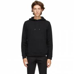 Norse Projects Black Vagn Classic Hoodie N20-0262