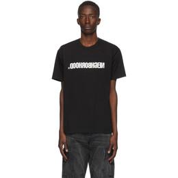 Neighborhood Black Archive No. 0201 CI T-Shirt 201PCNH-ST01S
