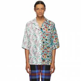 Charles Jeffrey Loverboy Multicolor Alf N Alf Hawaiian Short Sleeve Shirt COREAW20HS