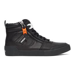 Diesel Black S-Dvelows Sneakers Y01988PR013