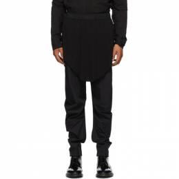 Julius Black Skirt Trousers 707PAM4