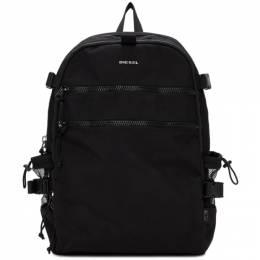 Diesel Black F-Urbhanity Backpack X05119P1516