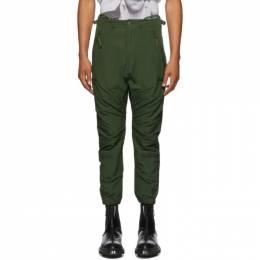 R13 Khaki Military Cargo Pants R13M7606-93L