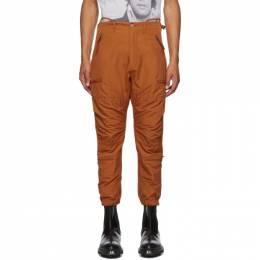 R13 Orange Military Cargo Pants R13M7606-93R