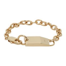 A.P.C. Gold Nolan Bracelet MEACC-M70568