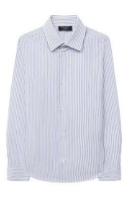 Хлопковая рубашка Dal Lago N402/8918/4-6