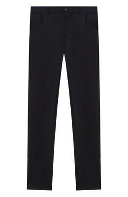 Шерстяные брюки Dal Lago N111M/2179/17/L-18/XL
