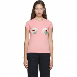 Marc Jacobs Pink The Cupcake T-Shirt C6000135