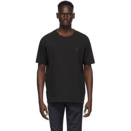 Nudie Jeans Black Uno NJCO T-Shirt 131680