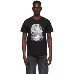 Neighborhood Black Jun Inagawa Edition NHJI-2 T-Shirt 201PCJIN-ST02S
