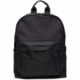 Norse Projects Black Packable Hybrid Backpack N95-0777