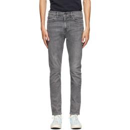 Levi's Grey 510 Skinny-Fit Flex Jeans 05510-1067