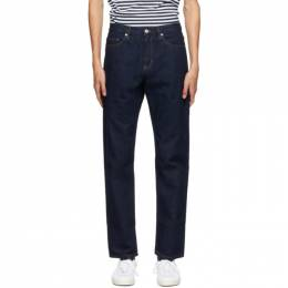 Norse Projects Indigo Norse Regular Jeans N30-0100