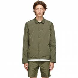 Norse Projects Green Svend GMD Jacket N50-0165