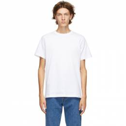 Norse Projects White Niels T-Shirt N01-0362