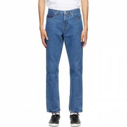 Norse Projects Blue Norse Regular Jeans N30-0100