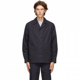 Norse Projects Navy Mads 60/40 Jacket N50-0164