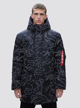 Куртка мужская Alpha Industries модель MJM48508C1_black 3918066