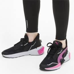 Puma - female - Кроссовки Provoke XT Wn's – Puma Black-Luminous Pink – 40 4062453223470