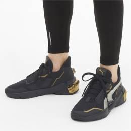 Puma - female - Кроссовки Provoke XT Wn's – Puma Black-Puma Team Gold – 38.5 4062453210012