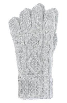 Кашемировые перчатки Johnstons Of Elgin HAY02852