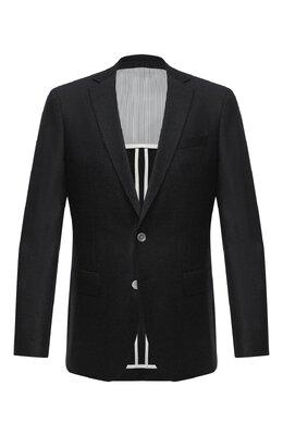 Шерстяной пиджак Boss by Hugo Boss 50438515