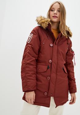 Куртка женская Alpha Industries модель WJA44503C1_red 3926731