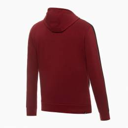 Puma - female - Толстовка Contrast FZ Hoody FT M – Pomegranate – M 4060979478473