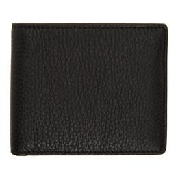 Maison Margiela Black Leather Bifold Wallet S35UI0435 P2686