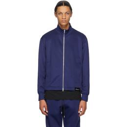 3.1 Phillip Lim Blue Track Jacket F202-6120TRRM