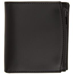 Maison Margiela Black Flip Trifold Wallet S35UI0438 PS935