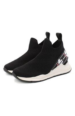 Текстильные кроссовки Dsquared2 64918/T0MAIA/28-35