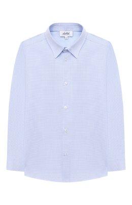 Хлопковая рубашка Aletta AM000611ML/4A-8A