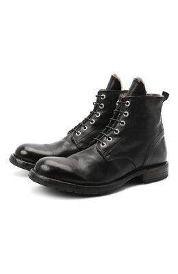 Кожаные ботинки Moma 2CW007-CUM
