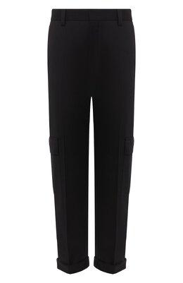 Шерстяные брюки-карго Hugo 50440015