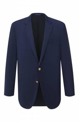 Шерстяной пиджак Ralph Lauren 798765811