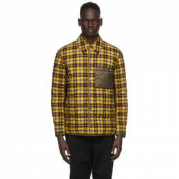 Burberry Yellow Charfield Jacket 8030778