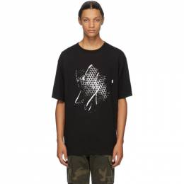 Vans Black WTAPS Edition Waffle Lovers Club T-Shirt VN0A4TRDBLK