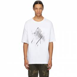 Vans White WTAPS Edition Waffle Lovers Club T-Shirt VN0A4TRDWHT