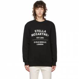 Stella McCartney Black 23 Old Bond Street Sweatshirt 601847SMP83