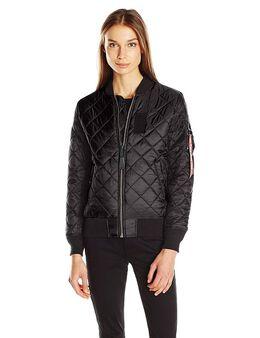 Куртка женская Alpha Industries модель WJM46600C1_black 3942271