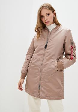 Куртка женская Alpha Industries модель WJM47503C1_mauve 3936926