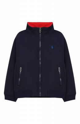 Хлопковая куртка Polo Ralph Lauren 322785763