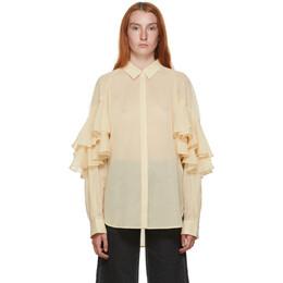 Toteme Beige Locarno Shirt 203-702-704