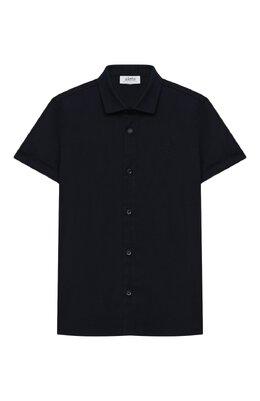 Хлопковая рубашка Aletta AM000606MC/9A-16A
