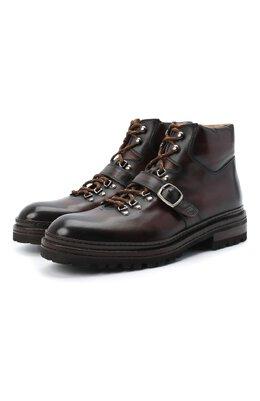 Кожаные ботинки Magnanni 22379/MANCHESTER