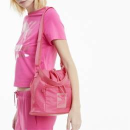Puma - female - Сумка Prime Time Bucket Bag – Glowing Pink – OSFA 4062453784551