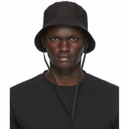 Norse Projects Black Gore-Tex® Bucket Hat N80-0049