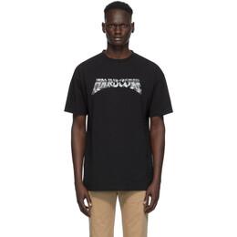 Vetements Black Never Fake It T-Shirt UAH21TR557